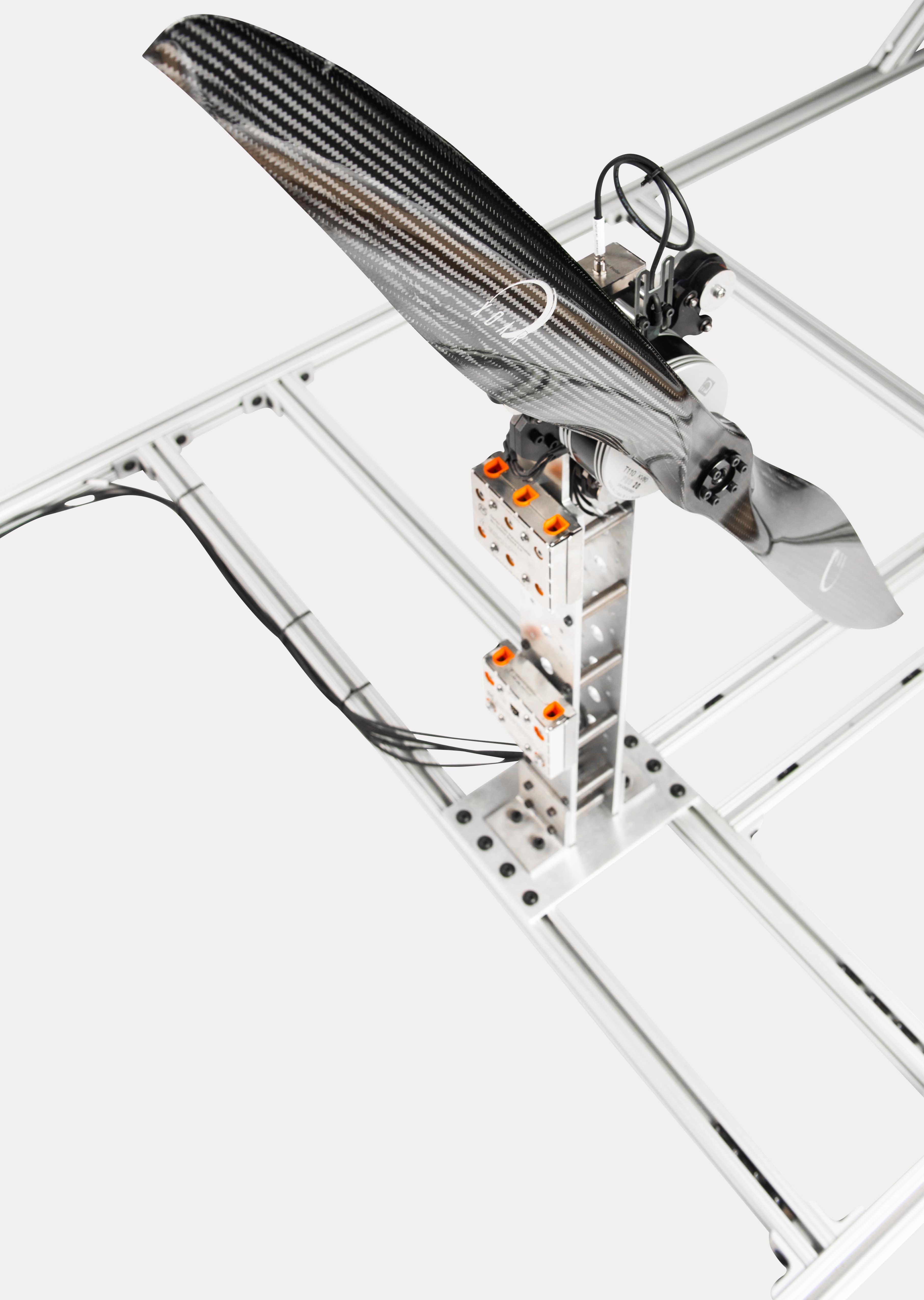 Series 1780 thrust stand