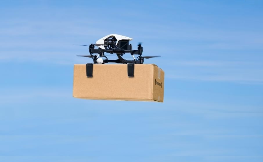 Shipping drone