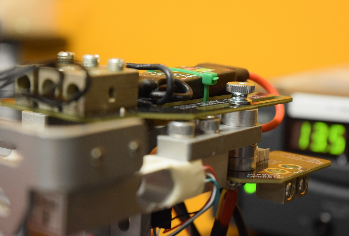 S1580/S1585 electronics view